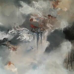 Julie - bestillings maleri