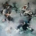 Julie Christensen - nyt bestillings maleri - 2018 ----